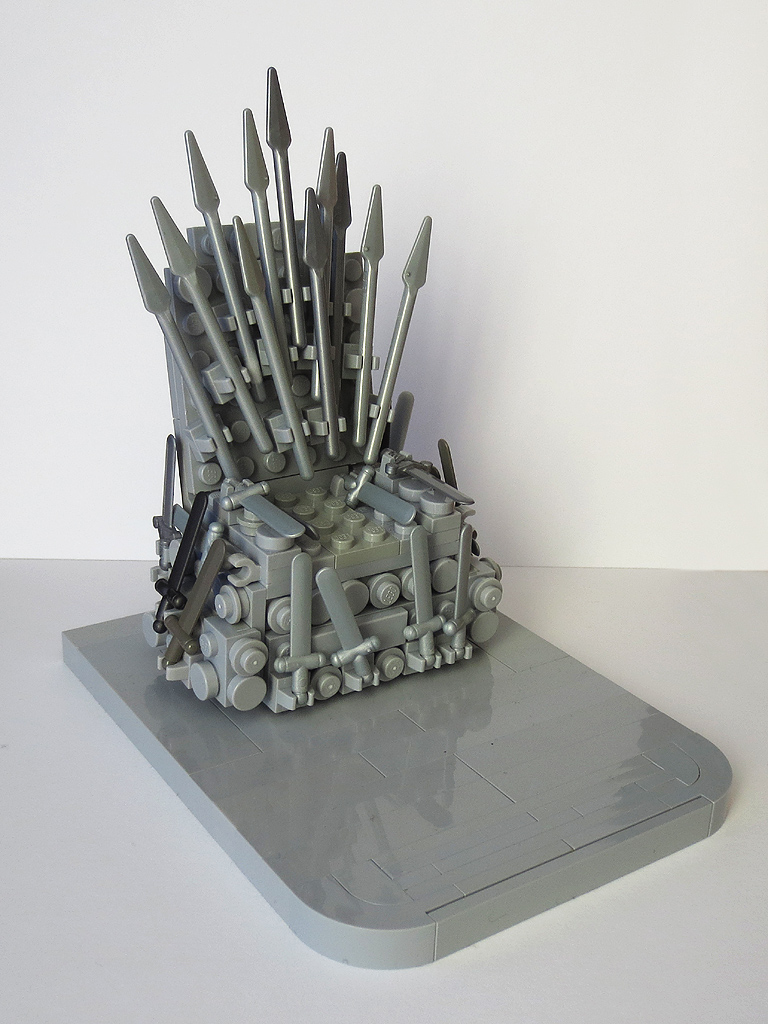 Game of Thrones_Thron_Lego